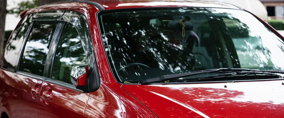 UVカットガラスについて車に例えて紹介