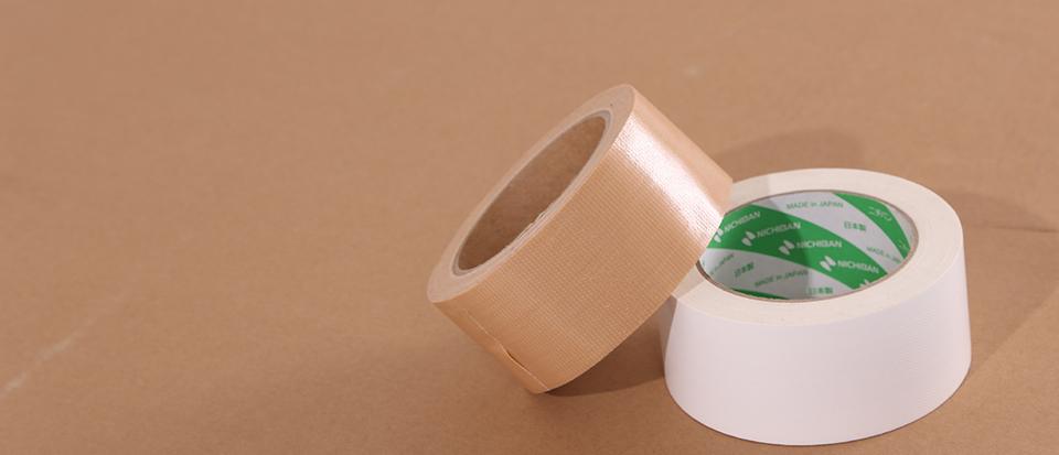 ダンボールとガムテープ